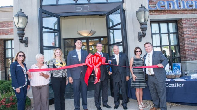 Centier bank grand opening