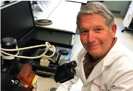 Local Scientist Aims to Cure Cancer