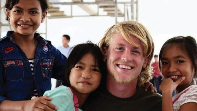 Zionsville Man Sets Out to Help the World by Listening