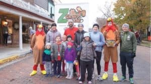 A Zionsville Thanksgiving Tradition Continues