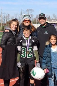 The Zionsville Youth Football League (ZYFL) welcomes its new president, Andrew Manna. Manna, a Zionsville resident, is the immediate past-president of the Zionsville Chamber of Commerce