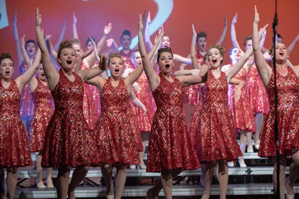 Show A Little Love To Zionsville Show Choirs!