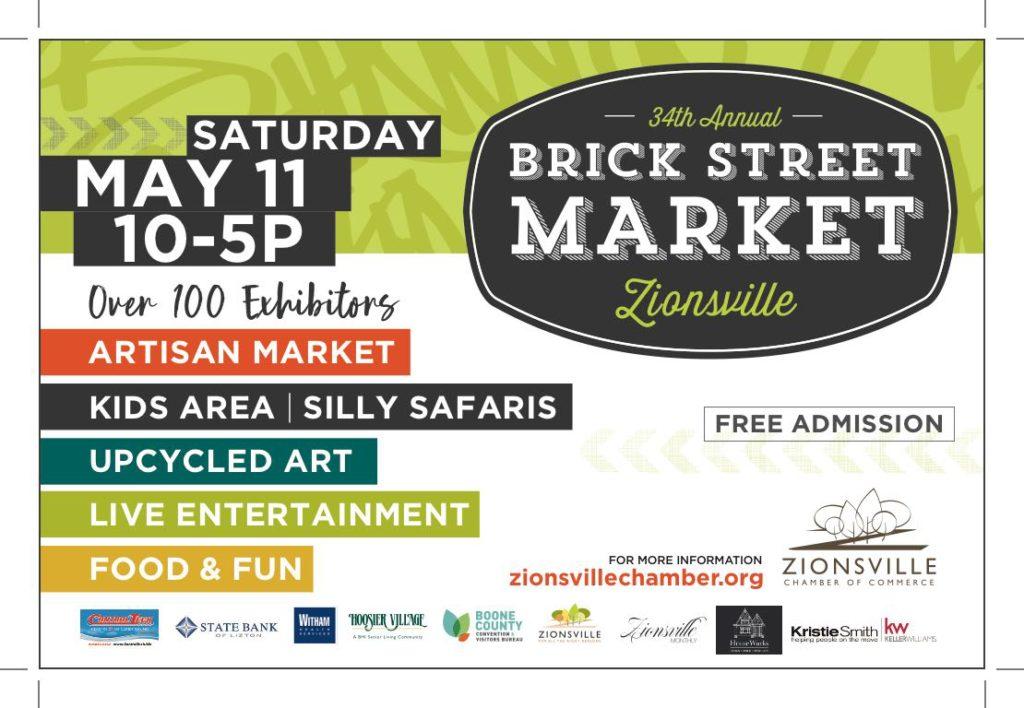 Brick Street Market is in Full Bloom
