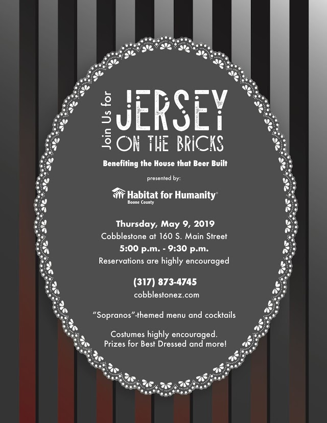 Jersey on the Bricks Brings a New Event to Benefit Habitat Efforts