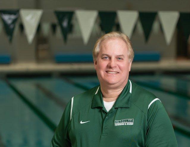 ZCHS Swim Coach, Scott Kubly: