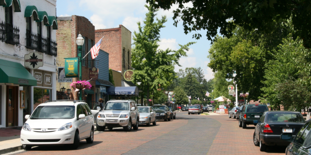 "Welcome to a ""New Normal"" in Downtown Zionsville"