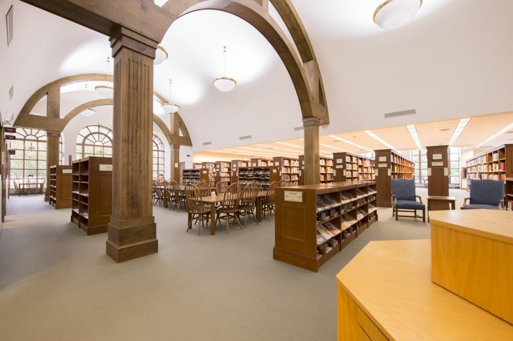 Experience the Library