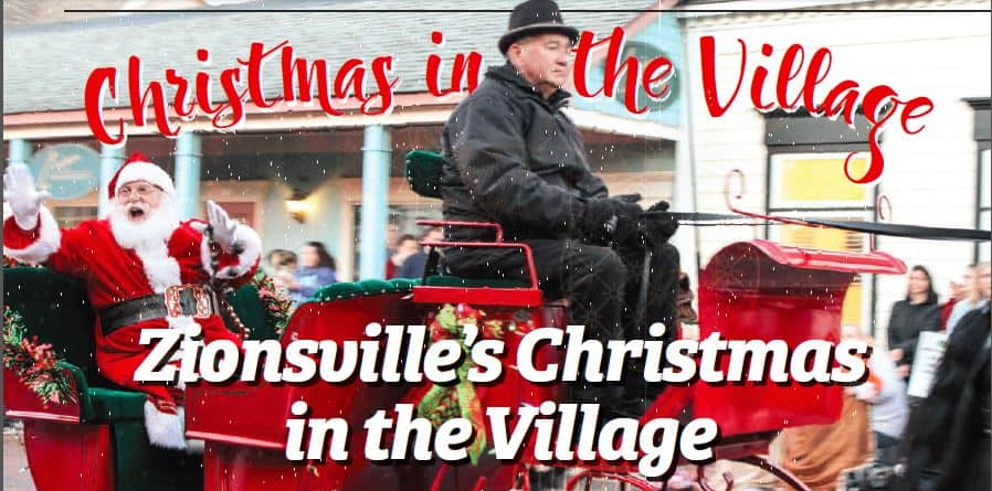 Zionsville's Christmas in the Village