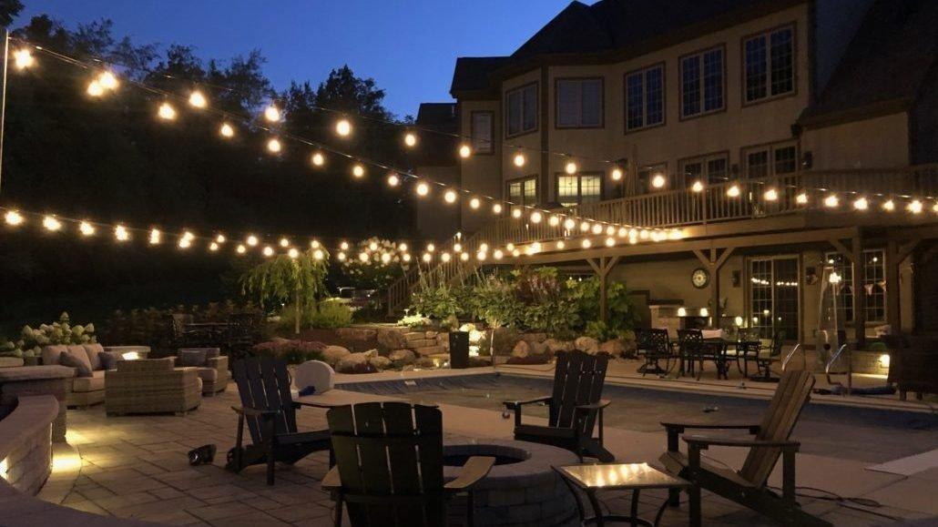 Landscape Illumination New Trends In Outdoor Lighting