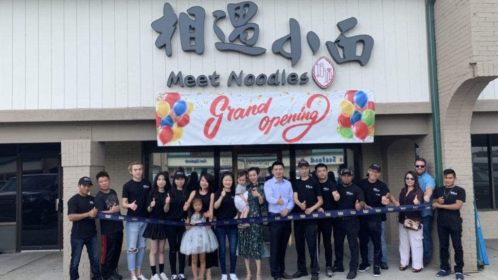 Meet Noodles Opens in Castleton