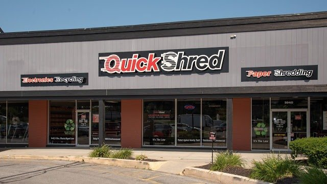 QuickShred: Helping to Protect You from Identity Theft