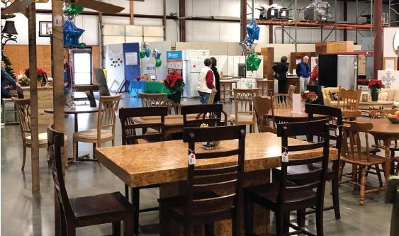 Habitat for Humanity Adds Retail with ReStore