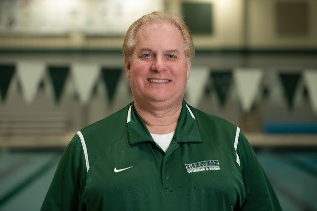 ZCHS Swim Coach, Scott Kubly: