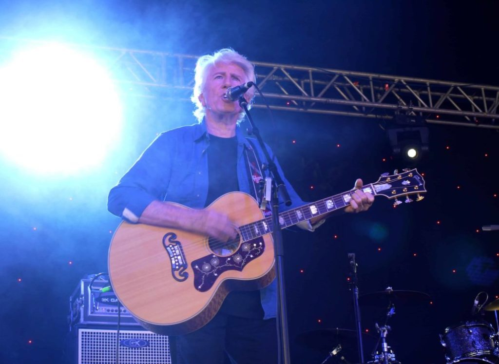 The Palladium Presents: A Conversation with Graham Nash