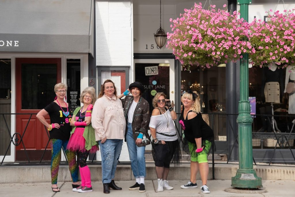 Zionsville Merchants Bring Back the Best of the '80s