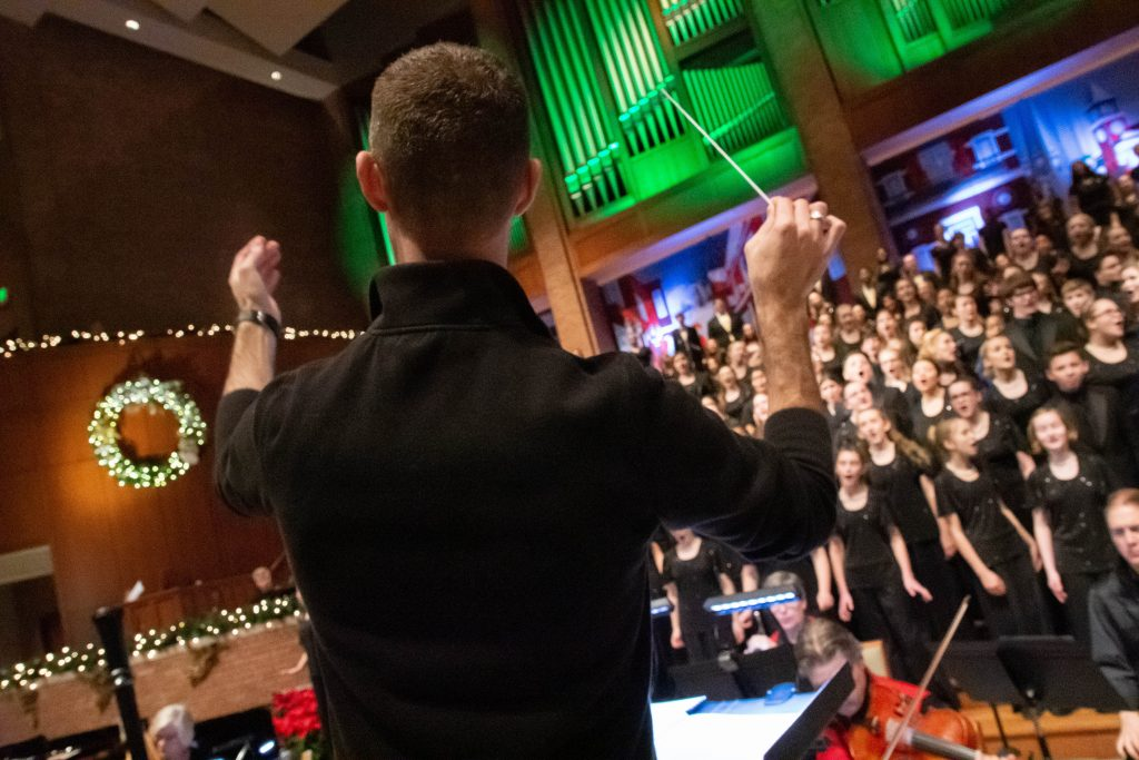 Indianapolis Children's Choir: The Path to Excellence Begins Here