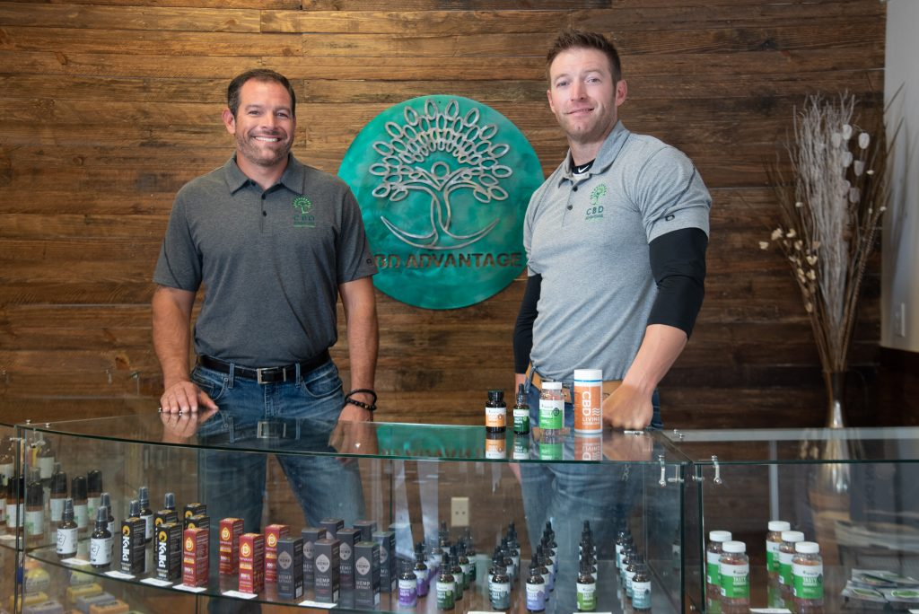 Zionsville Welcomes New Main Street Merchant: CBD Advantage