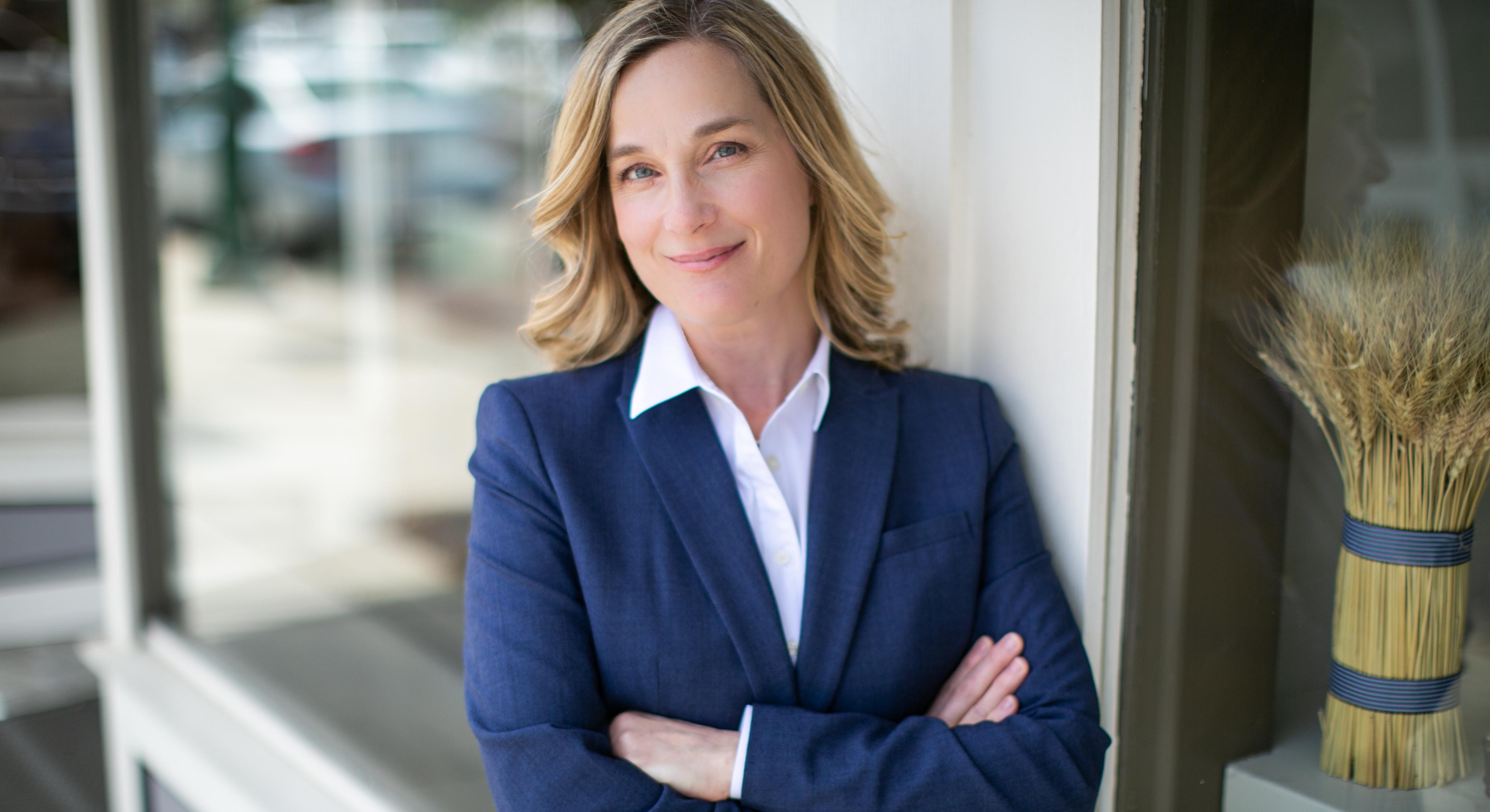Emily Styron Mayor Elect-demograt_Zionsville_Monthly_story