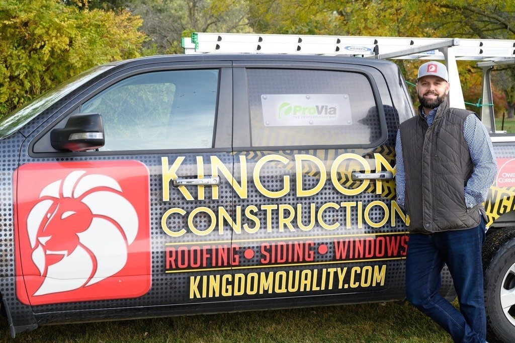 Kingdom Roofing Systems: A Local Roofing Contractor with a Mission