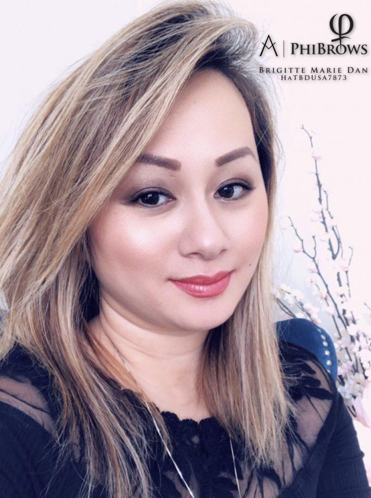 Tippi Hedren Vietnamese Nail
