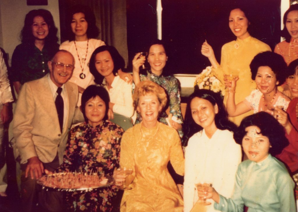Tippi Hedren: The Godmother of the Vietnamese Nail Industry