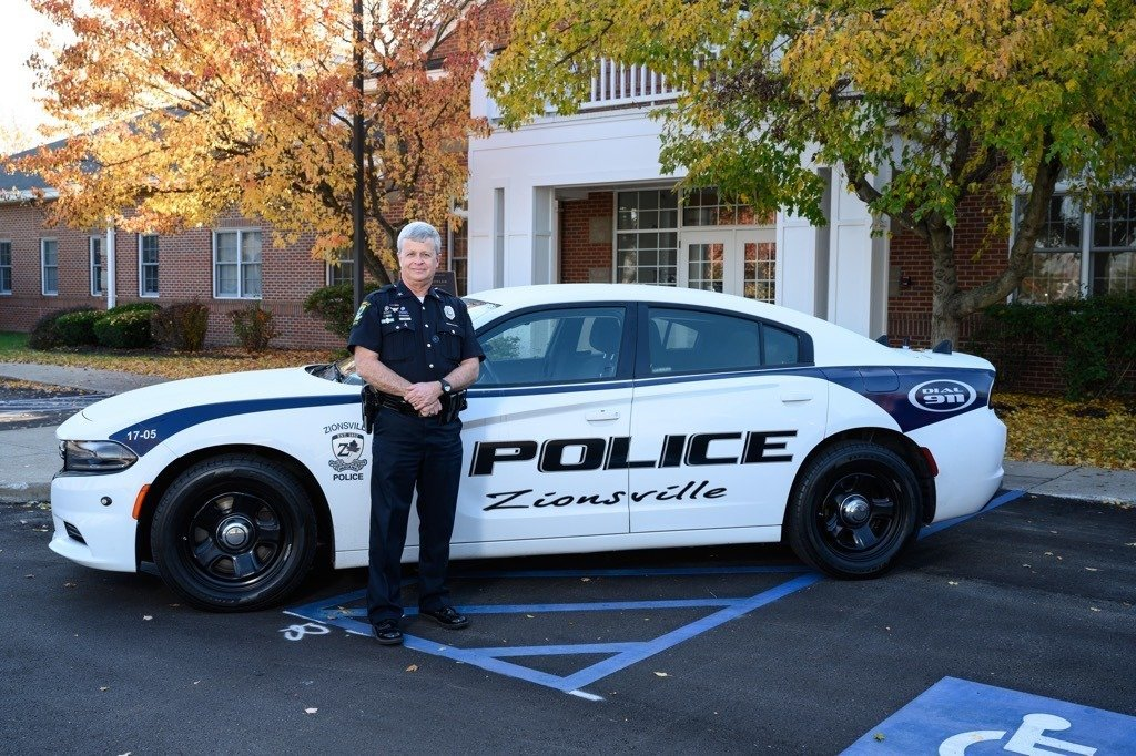 Chief Robert Knox To Retire: Zionsville Thanks You for Decades of Dedicated Service