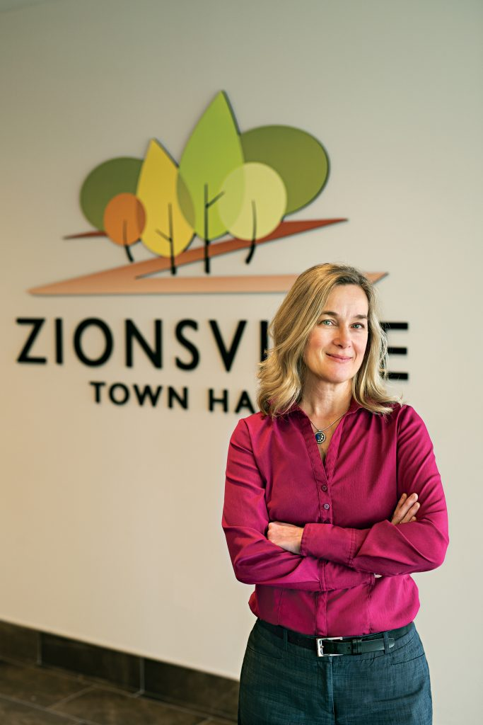 Town of Zionsville Announces New Police Chief
