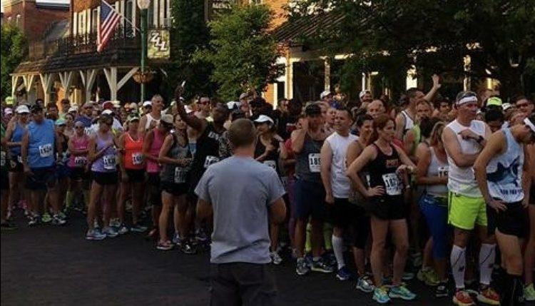Local Scenic Half Marathon