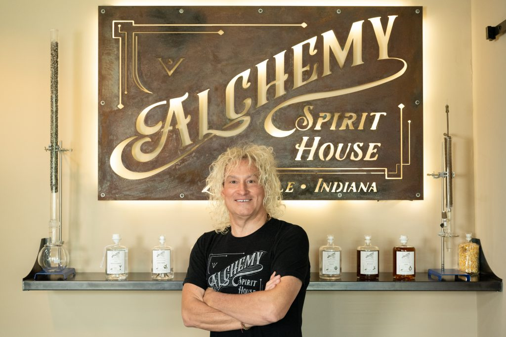 Alchemy Spirit House: Zionsville Welcomes Its First Micro Distillery