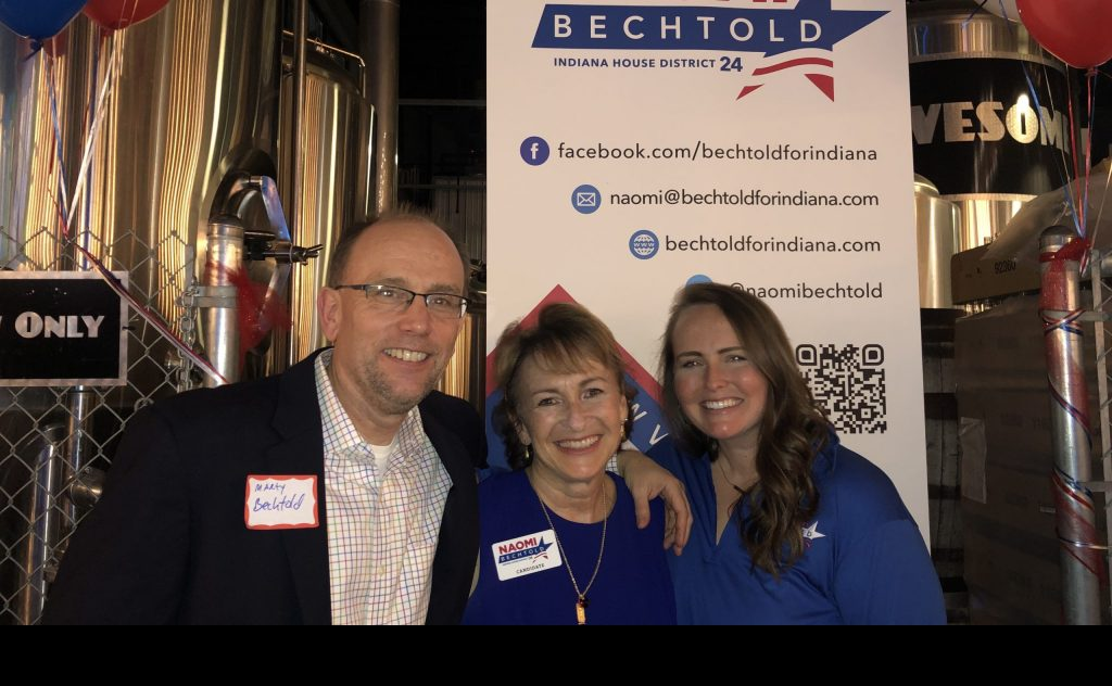 Naomi Bechtold: The Right Leadership for Indiana House District 24