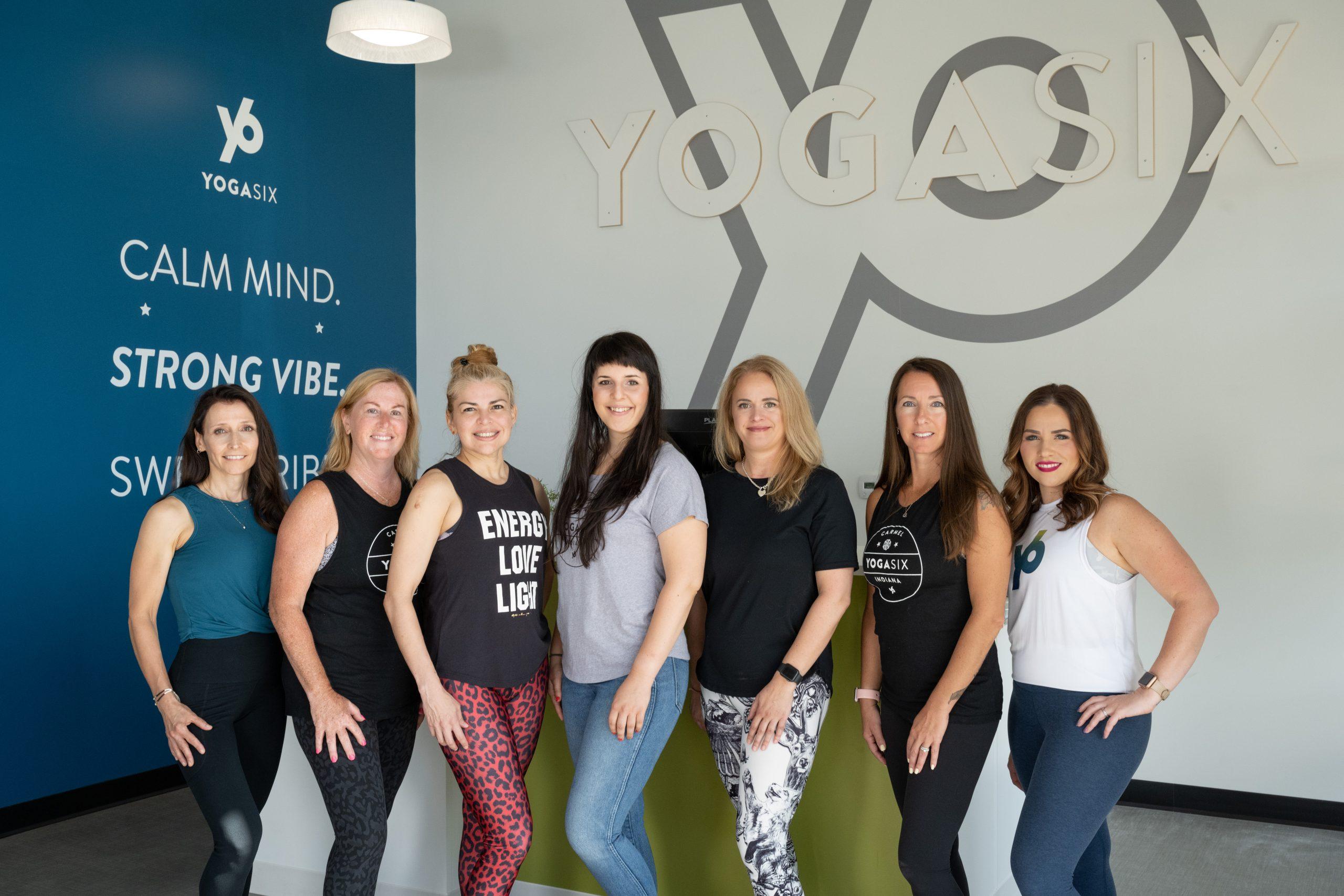 YogaSix Newest Yoga Studio