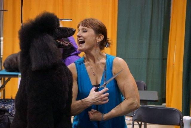 Kathie Henschen America's Ninja
