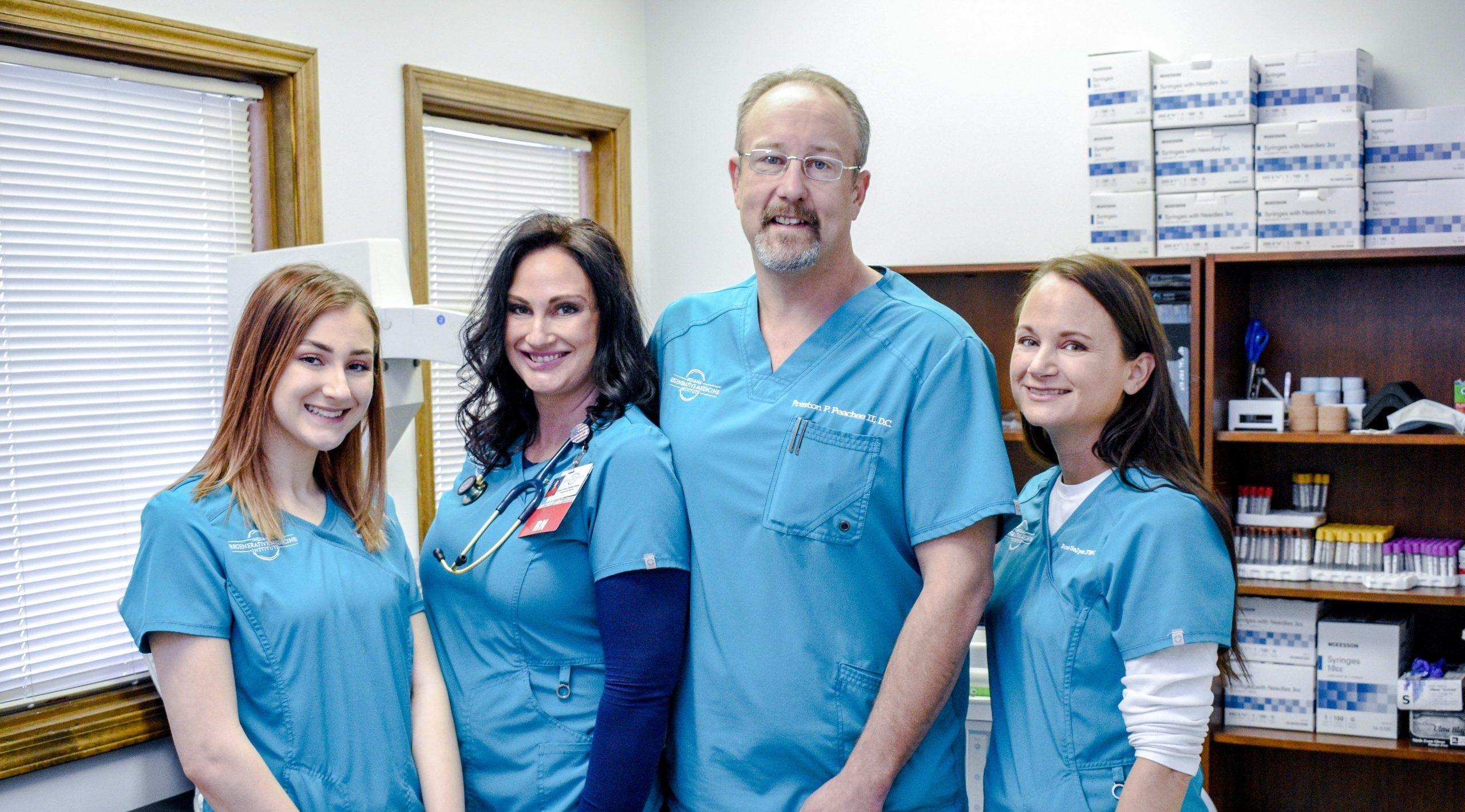 Indiana Regenerative Medicine Welcomes