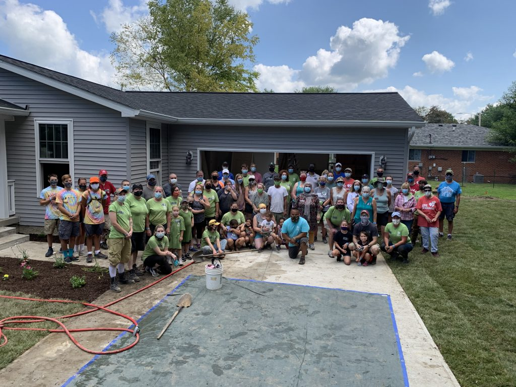 Habitat for Humanity of Boone County on Loving Our Neighbors