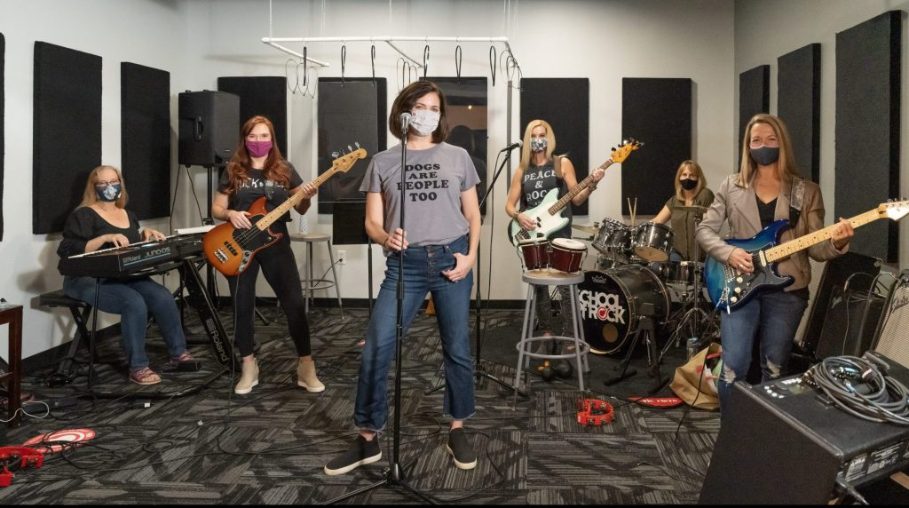 Zionsville's Women of Rock Prove It's Never Too Late to Rock On!