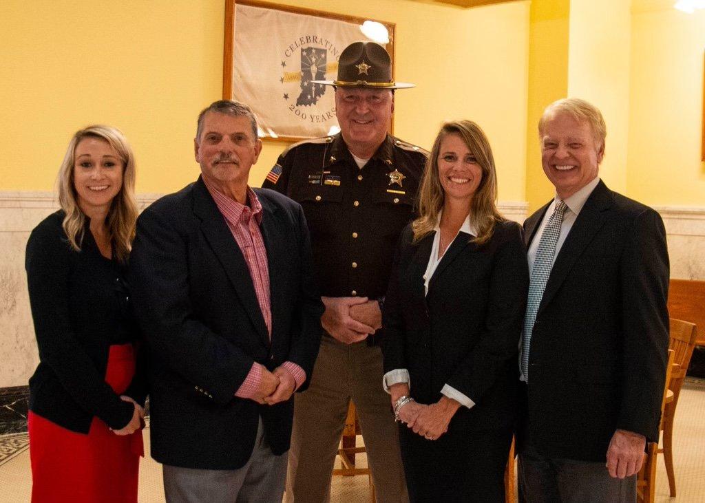 Boone County Leader Steve Jacob