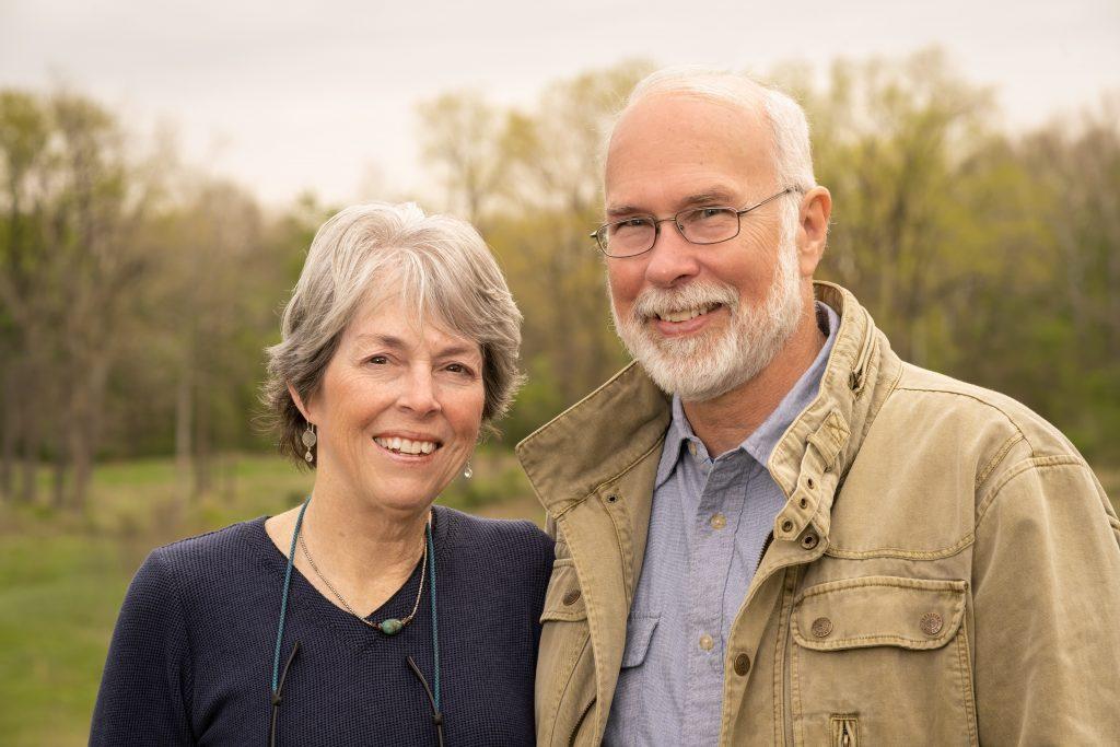 Jim and Nancy Carpenter: Local Conservationists on Repurposing Wolf Run Golf Club