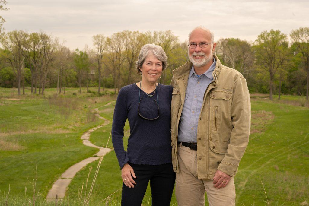 Jim and Nancy Carpenter