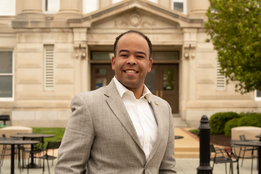 Meet Aaron Williams: Representing Boone County Council District 4