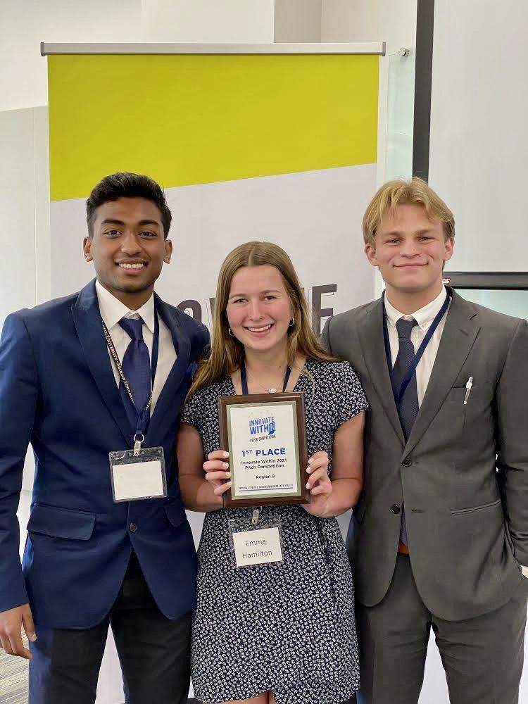 Zionsville teens develop software