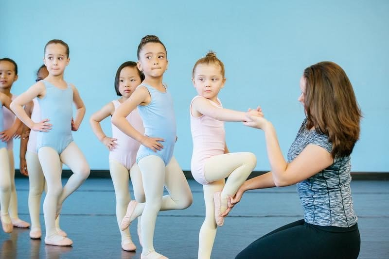 Indiana Ballet Conservatory Is Back at the Barre This Summer