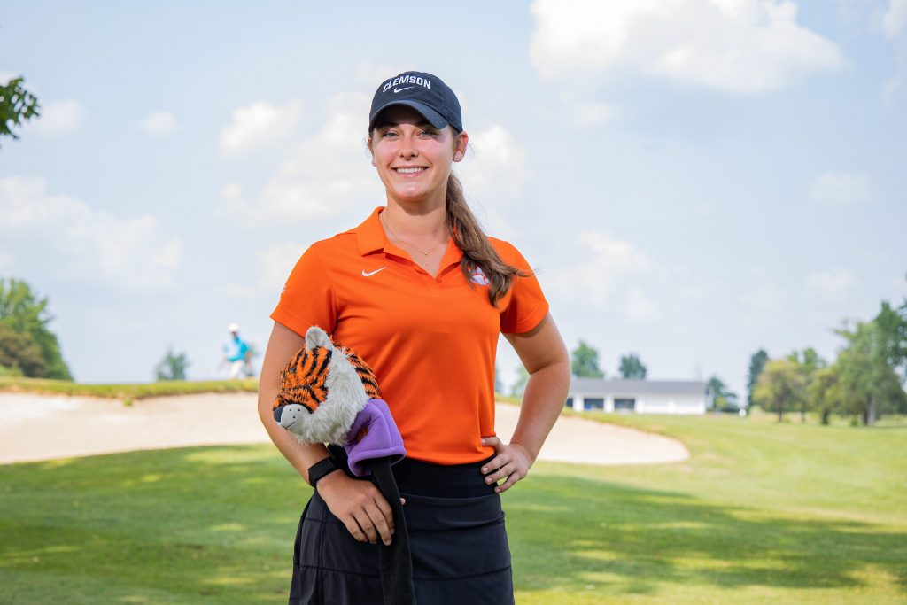 Annabelle Pancake: On Teeing Up Her Future