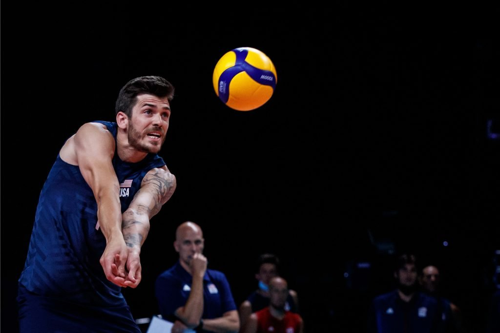 Matt Anderson: Zionsville's Olympian on Getting to Tokyo and Beyond